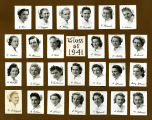 Class of 1941, St. Luke's School of Nursing