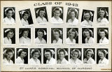 Class of 1945, St. Luke's School of Nursing