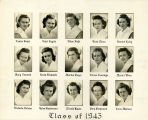 Class of 1943, St. Luke's School of Nursing