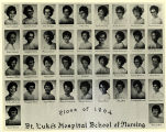 Class of 1964, St. Luke's School of Nursing