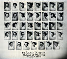 Class of 1960, St. Luke's School of Nursing
