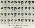 Class of 1962, St. Luke's School of Nursing