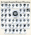 Class of 1961, St. Luke's School of Nursing