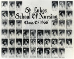 Class of 1966, St. Luke's School of Nursing