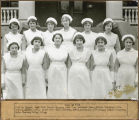Class of 1924, St. Luke's School of Nursing