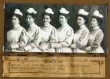 Class of 1911, St. Luke's School of Nursing