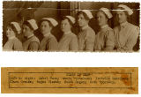 Class of 1916, St. Luke's School of Nursing