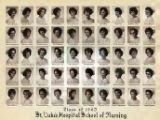 Class of 1963, St. Luke's School of Nursing