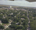 Aerial over Rugby, N.D.