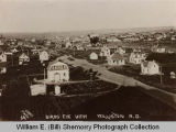 Williston, Birds Eye View, N.D.