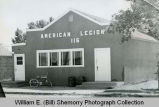 Grenora American Legion, Lodge 116, N.D.