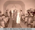 Hartsock wedding, Williston, N.D.