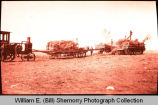 Threshing scene, N.D.