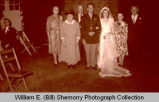 Clausen-Christensen wedding, Williston, N.D.
