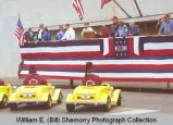 Band Day parade 1998, Shriners in Cars, N.D.