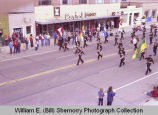 Band Day Parade 1981, Regina Army Cadet Band Regt. 3370, Williston, N.D.