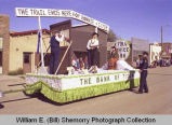 Tioga Farm Festival 1980, Bank of Tioga float, N.D.