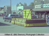 Tioga Farm Festival 1980, Production Credit Association float, N.D.
