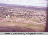Williston State College aerial photograph, N.D.