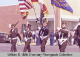Band Day parade 1984, Veterans of Foreign Wars of the United States, Williston, N.D.