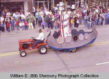 Band Day parade 1983, Zahl Sons of Norway, Williston, N.D.