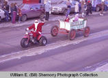 Williston Christmas parade 1983, Conlin's Furniture, N.D.
