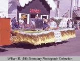 Tioga Farm Festival 1983, Wizard of Oz float, N.D.