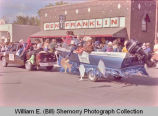 Tioga Farm Festival 1983, 4-H float, N.D.