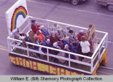 Upper Missouri Valley Fair 1983, Bethel Home float, Williston, N.D.