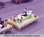 Upper Missouri Valley Fair 1983, Future North Star Homemakers float, Williston, N.D.