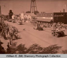 Tioga Oil Celebration Days parade, Tioga, N.D.