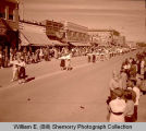 Williston oil and farm festival parade, 4-H, N.D.