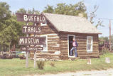 Buffalo Trails Museum, Epping, N.D.