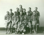 Williston Orioles 1909 baseball team portrait