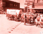 Williston's 75th Anniversary parade, N.D.
