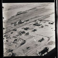 Aerial view of Zahl, N.D.
