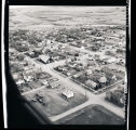 Aerial view of Grenora, N.D.