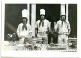 Chefs in theatrical production, N.D.