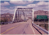 Bridge over the Little Missouri Scenic River, McKenzie County, N.D.