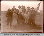 Group of children, Williston, N.D.