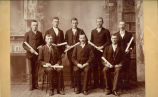 First graduating class, 1893