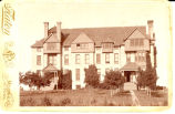 Bishop Whipple Hall, 1880s
