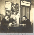 C.C. students in their room