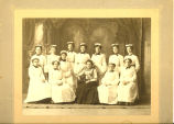 Students, Home Economics, c. 1901