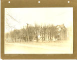 Bishop Whipple and Academy Halls, c. 1910