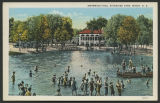 Swimming Pool, Riverside Park, Minot, N.D.