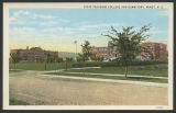State Teachers College and Dormitory, Minot, N.D.