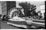 Ashley Implement Company Float, Ashley Diamond Jubilee parade, Ashley, N.D.