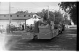 Parade floats, Ashley Diamond Jubilee, Ashley, N.D.