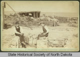 Ruins of Highmore, Dakota Territory